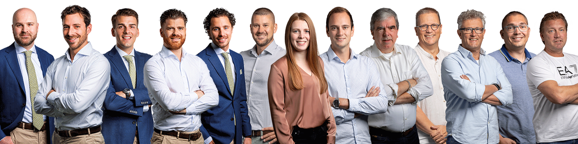 The Lagersmit commercial team